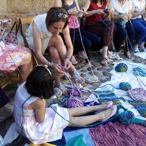 Made in Slow – Convocatoria de urban knitting